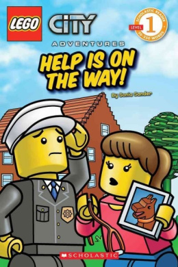 Lego City Adventures: Help Is on the Way! (Scholastic Reader: Level 1)