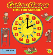 Curious George Time for School