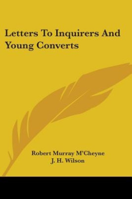 Letters to Inquirers and Young Converts