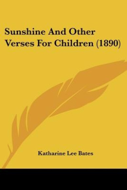 Sunshine and Other Verses for Children (1890)