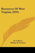 Resources of West Virginia