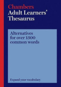 Chambers Adult Learners' Thesaurus