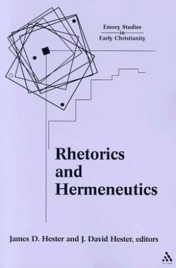 Rhetorics and Hermeneutics: Wilhelm Wuellner and His Influence (Emory Studies in Early Christianity)