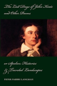 The Last Days of John Keats and Other Poems