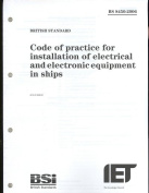 2006 Code of Practice for Installation of Electrical and Electronic Equipment