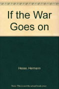 If the War Goes on