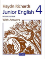 Haydn Richards Junior English Book 4 With Answers (Revised Edition)
