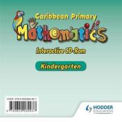 Caribbean Primary Maths Kindergarten CD-Rom