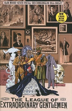 The League of Extraordinary Gentlemen, Volume One