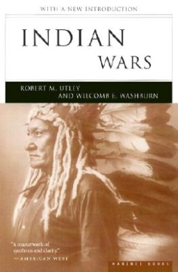 Indian Wars (American Heritage Library)