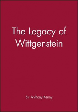 The Legacy of Wittgenstein