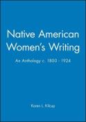 Native American Women's Writing
