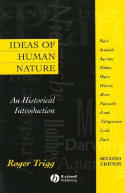 Ideas of Human Nature - an Historical Introduction2e