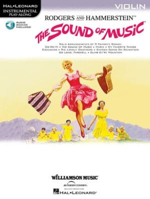 The Sound of Music: Instrumental Solos for Violin
