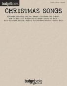 Christmas Songs: Budget Books