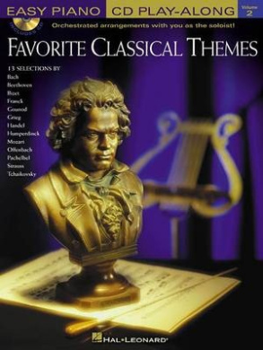 Favourite Classical Themes (Easy Piano S.)