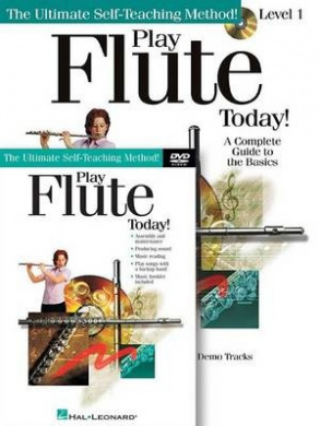 Play Flute Today Beginner's Pack