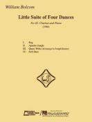 William Bolcom - Little Suite of Four Dances