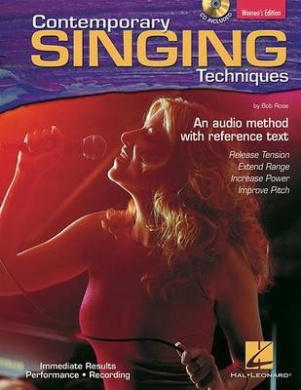 Contemporary Singing Techniques for Women: An Audio Method With a Reference Text