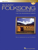 15 Easy Folksong Arrangements [With CD (Audio)]
