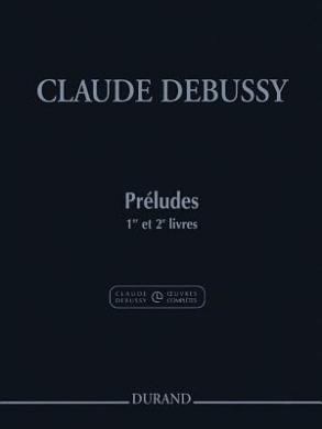 Preludes - Books 1 and 2
