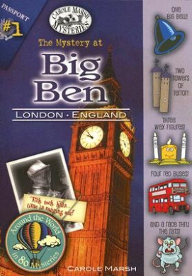 The Mystery at Big Ben (Around the World in 80 Mysteries (Paperback))