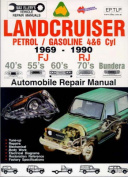 Toyota Landcruiser 1969-1990 Petrol Engines (EP.TLP)