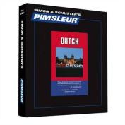 Pimsleur Dutch  [Audio]