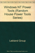 Windows NT Power Tools
