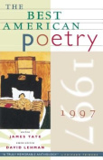 The Best American Poetry: 1997