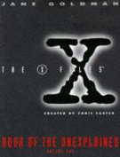 """""""X-files"""" Book of the Unexplained"""