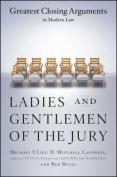 Ladies and Gentlemen of the Jury