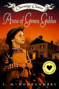 Anne of Green Gables Book and Charm Set