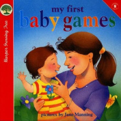 My First Baby Games [Board Book]