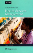Introduction to Health Services Management