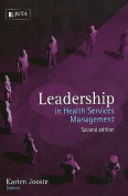 Leadership in Health Services Management