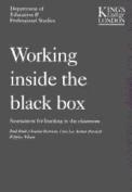 Working Inside the Black Box