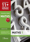 11+ Practice Papers, Maths Pack 1, Standard