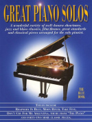 Great Piano Solos - The Blue Book. [Region 4]