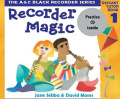 Recorder Magic - Recorder Magic (Book 1 + Practice CD)