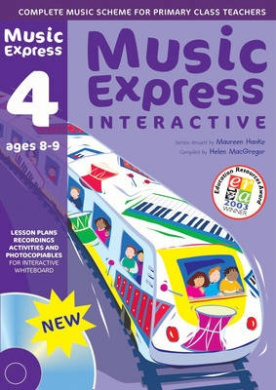 Music Express - Music Express Interactive - 4: Ages 8-9: Site license (Music Express)