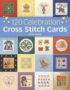120 Celebration Cross Stitch Cards