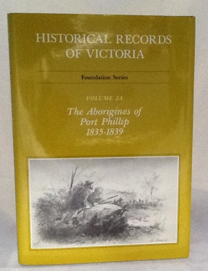 Historical Records Of Victoria V2a
