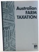Australian Farm Taxation: 1996
