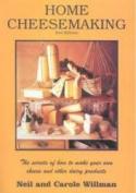 Home Cheesemaking