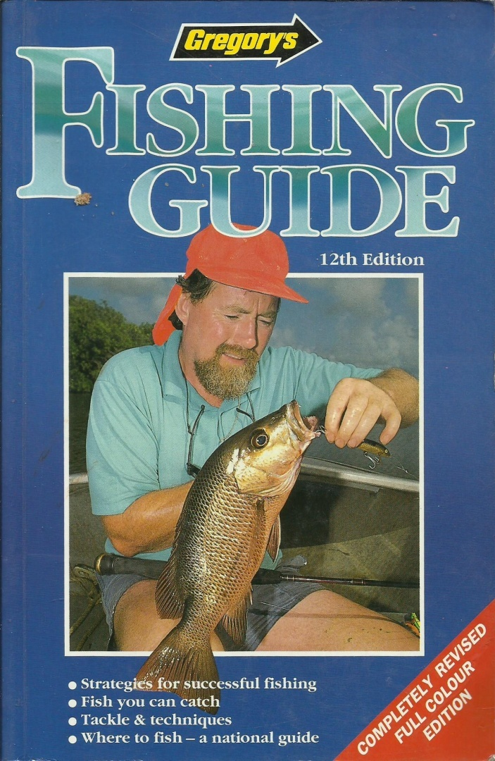 Gregory's Touring & Recreational Guides: Fishing Guide to Australia