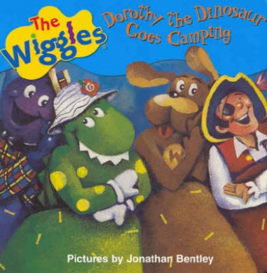Dorothy the dinosaur goes camping the wiggles s for Fishpond books