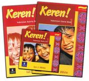 Keren! 1 Books & CD Pack