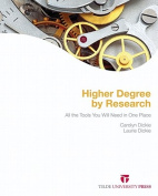 Successful Higher Degree by Research