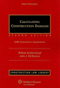 Calculating Construction Damages Cumulative Supplement